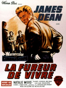 la fureur de vivre rebel without a cause 1955 rŽal : Nicholas Ray James Dean Collection Christophel